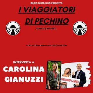 Carolina Gianuzzi   I Viaggiatori di Pechino