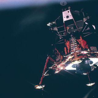 The Moon Landing 004 - Enter the Lunar Module