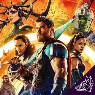 Podcast Issue 122 [Thor Ragnarok]