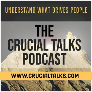 Crucial Talks Episode 9 #metoo - Strength in Numbers and the Power of a Goal
