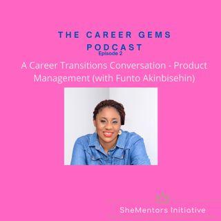 Career Transitions - With Funto Akinbisehin