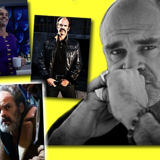 #325: Steven Ogg from Snowpiercer and The Walking Dead!