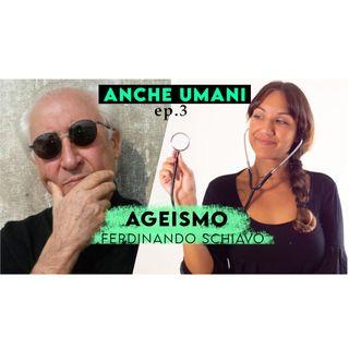 ep. 3 Il paziente anziano (ageismo, malattie da farmaci e tanto altro) con Ferdinando Schiavo