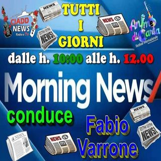 Ciadd News Morning News 7 marzo 2017