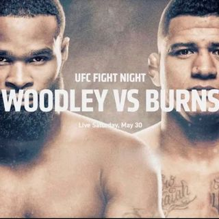 Episodio 14 - Tyron Woodley  vs Gilbert Burns