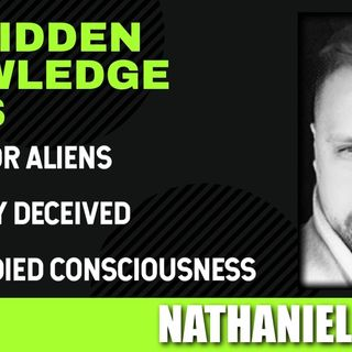 Demons or Aliens - Humanity Deceived - Disembodied Consciousness with Nathaniel Gillis