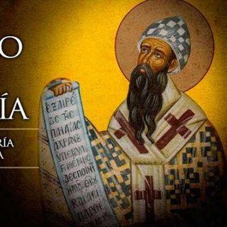 San Cirilo de Alejandría y Ntra. Señora del Perpetuo Socorro