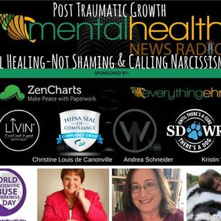 Post Traumatic Growth: Global Healing-Not Shaming & Calling Narcissism Out!