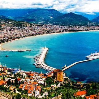 Alanya, la città dei pirati anatolici