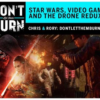 Star Wars, Video Games, and the Drone Redux