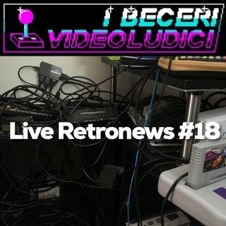 Live Retronews #18