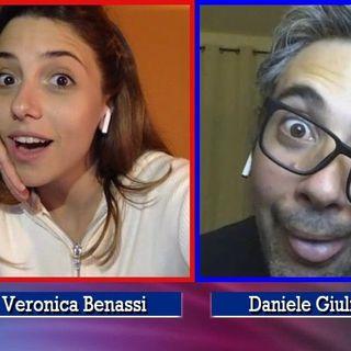 528 - Dopocena con... Veronica Benassi e Daniele Giuliani - 13.05.2021