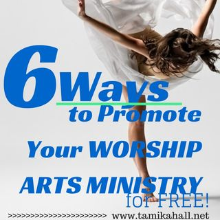6 Ways to Promote Your Ministry for Free