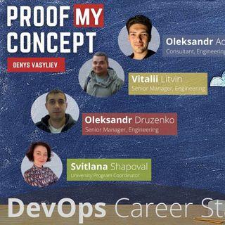 #54 DevOps Career Start