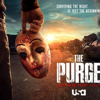 Purge 2 Death = Social Media (Pre-Rec)