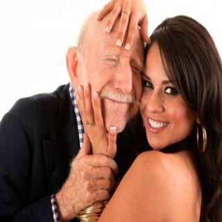 Relación con un hombre mayor