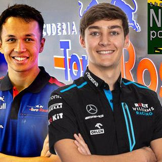 25: e238 - 2019 Preview: A Norfolk notebook | The NR F1 Podcast