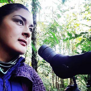 NUESTRO OXÍGENO  Mindo-Sandy Patiño - Inicios en observación de aves-Liliana Robledo