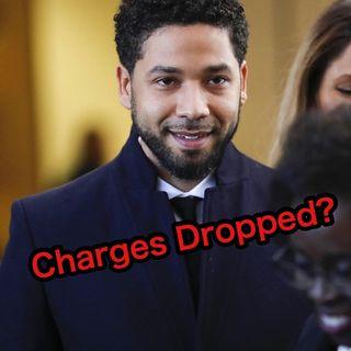 UPDATE: Jussie Smollett Charges Dropped