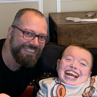 Dad to Dad 115 - Daniel DeFabio Part 1 - Co-Founder of DISORDER: The Rare Disease Film Festival, Reflects On Losing A Son To Menkes Disease