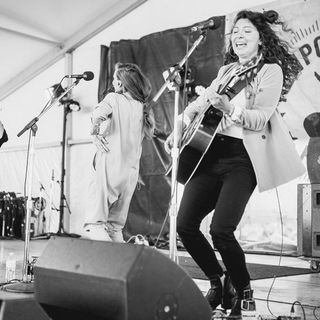 Live In Concert from NPR's All Songs Considered: Joseph: Newport Folk Festival 2017