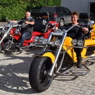 Ddvm 01-08-19 Inzamelingsactie trike Willem Kooimans
