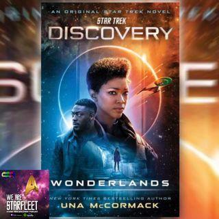 27. Interview: Dr. Una McCormack on Star Trek Discovery - Wonderlands