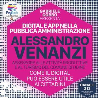 09 – Digital pubblica amministrazione per cittadini. Ospite Alessandro Venanzi