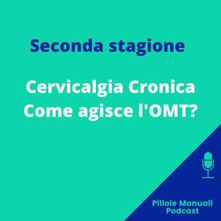 Cervicalgia cronica: come agisce l'OMT?