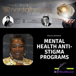 Mental Health Business: Anti-Stigma Programs with Malkia Newman