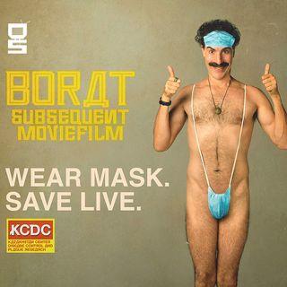 Borat 2 - Genialatà o porcheria?