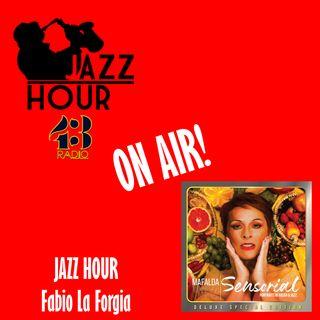 Fabio La Forgia intervista Mafalda Minnozzi per Jazz Hour su 43 Radio