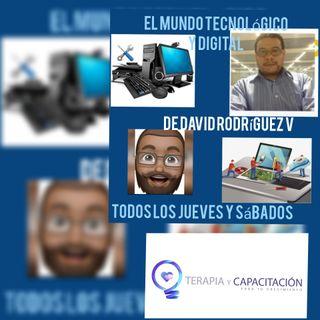 El Mundo Tecnológico y Digital de David Rodríguez V. 24 06