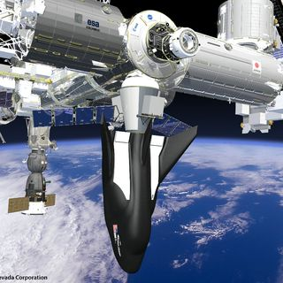 Dream Chaser: The Return of the Spaceplane