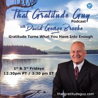 How Gratitude Can Shape Your Life with Special Guest Scott Wetzel