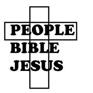 PEOPLE BIBLE JESUS (PBJ)