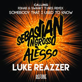 Something Calling (Luke Reazzer Mashup)