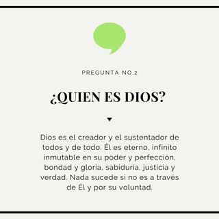 ¿Quien es Dios?