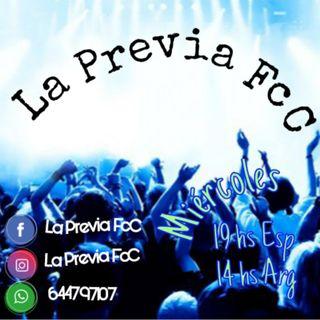La Previa FcC 15/1