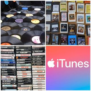 Ep. 11 Music Formats part 2 / CD and streaming