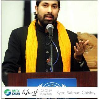 Chishty Sufi Order with Haji Syed Salman Chishty & Sister Jenna