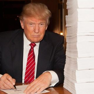 Donald Trump Has Made History!...By Not Releasing His Taxes