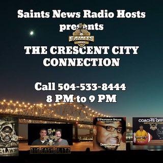 "Saints News Radio Hosts' ""Crescent City Connection"" - 2016 Training Camp Opens"