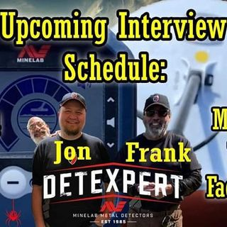 4/4/21 Minelab DETEXPERTS Jon White and Frank Juarez GPX6000