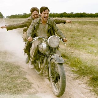 Análisis de la película Diarios de Motocicleta