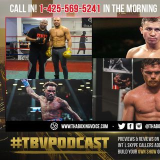 ☎️Roy Jones Jr, Chris Eubank Jr., Official 🔥Gennady Golovkin, Canelo & Jermall Charlo Wish List🙏🏽