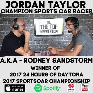 Racing Groupies, Jeff Gordon Stories & Crazy Alter Ego's! - To The Top Invites!-Jordan Taylor