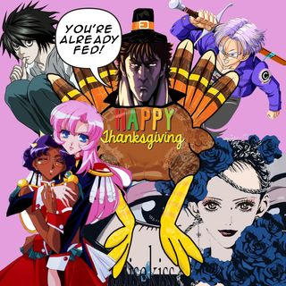 Episode 34: A Very Japanimation Thanksgiving!