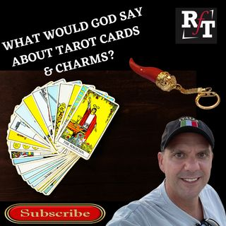 What Would God Say To  Tarot Cards & Charms? - 10:11:21, 4.31 PM