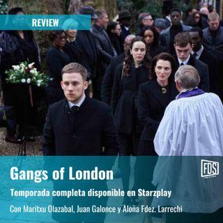 Gangs of London (Disponible en Starzplay) | Review
